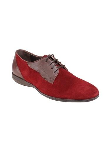 JJ-Stiller Ayakkabı Bordo